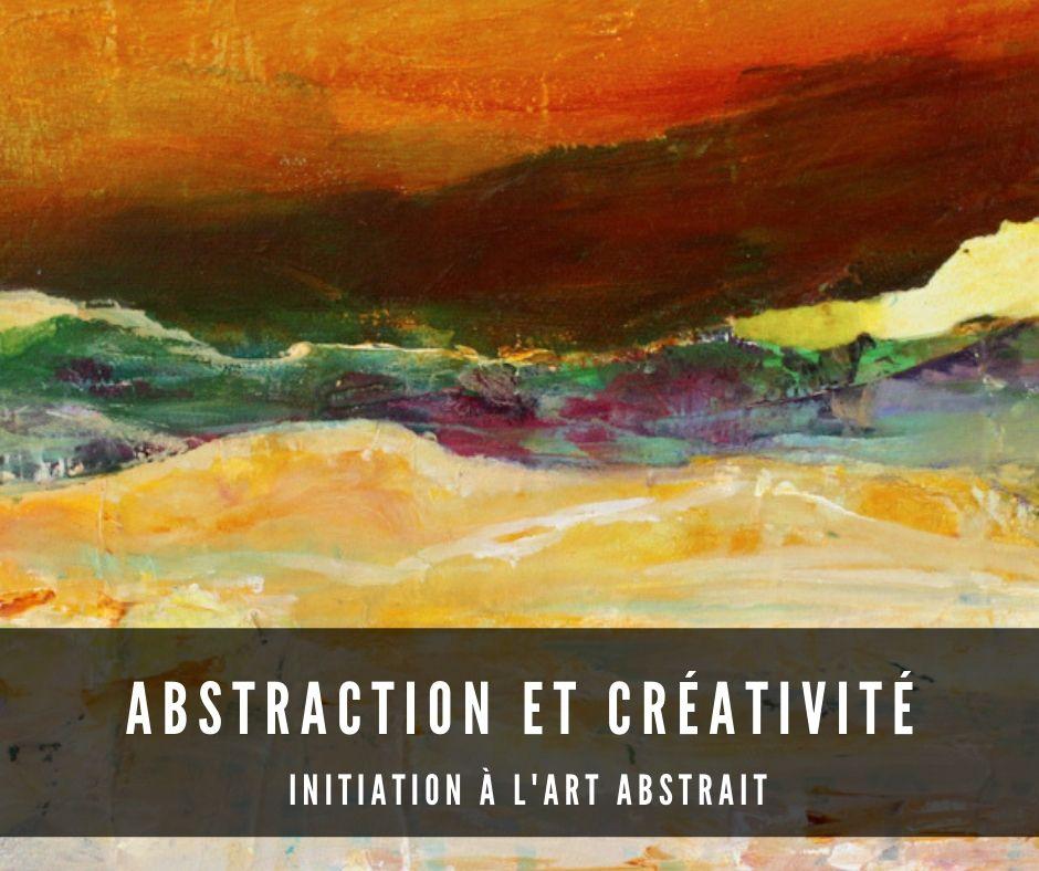 Osez l'abstraction - Cours de peinture en ligne avec LiliFlore